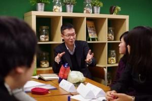 (2014年)高校生と政治教育を考えるイベント